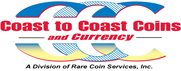 Coast To Coast Coins